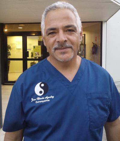 Jean Claude Azoulay Ostéopathe